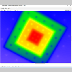 SEM topography - analysis software